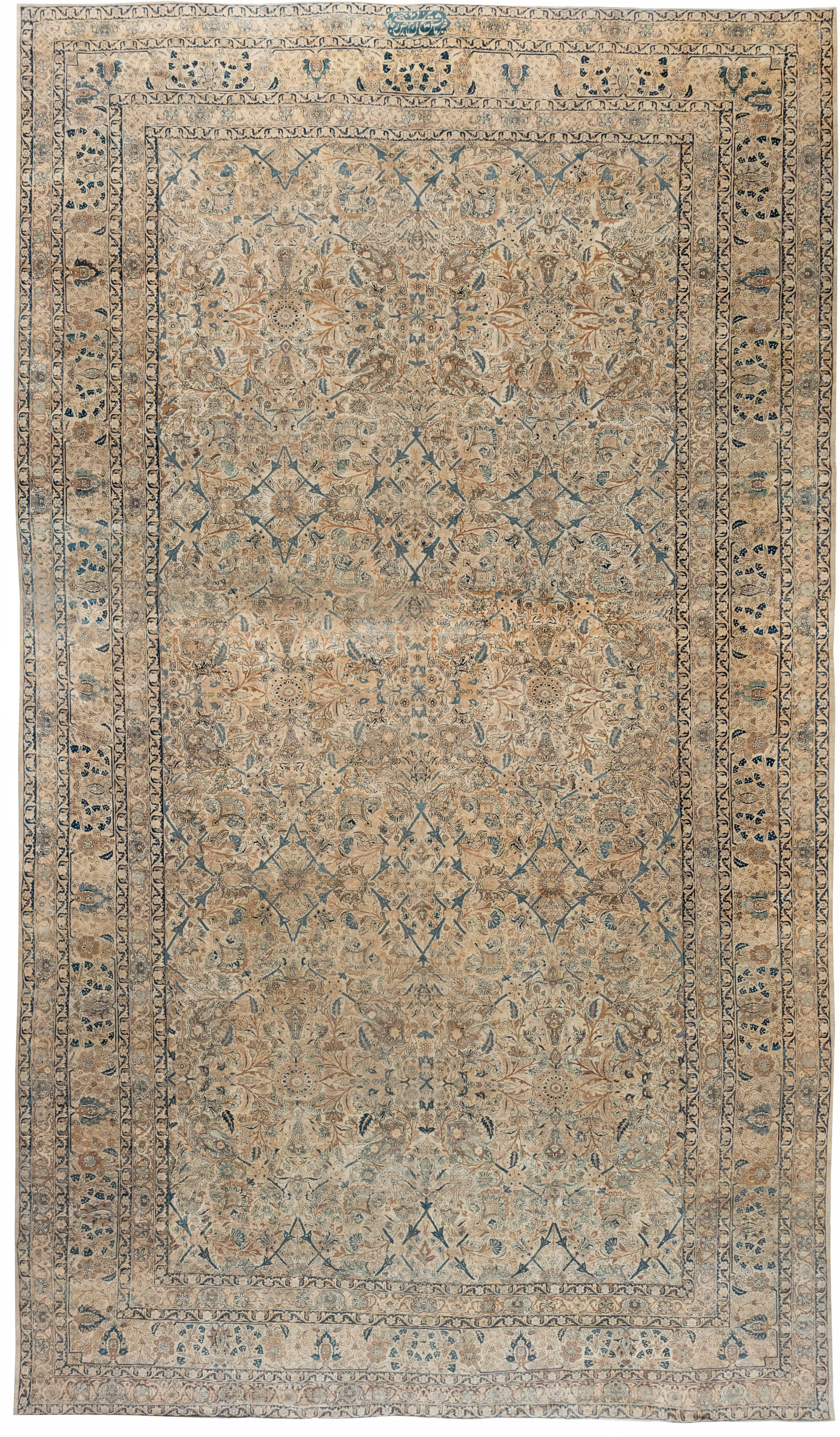 Antique Persian Kirman BB5223
