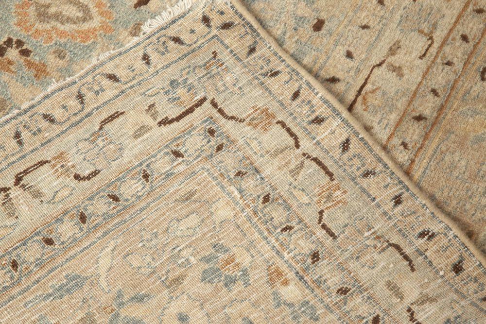 Antique Persian Mashad Rug BB5407