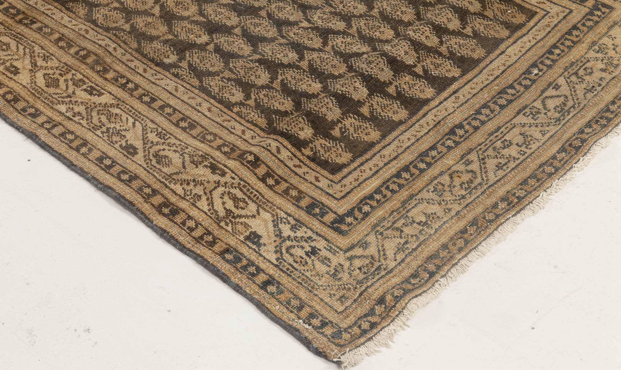 Antique Malayer Runner BB5266