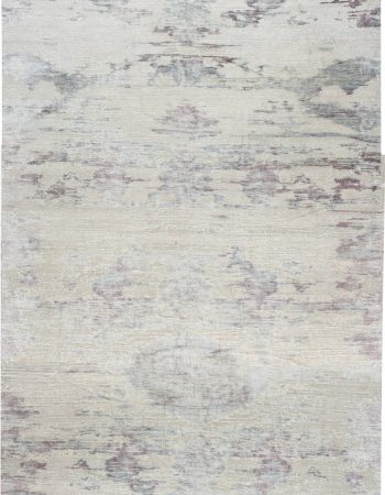 Faint Blues Dreamy Rug N11339