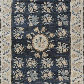Antique Russian Bessarabian Carpet BB7594
