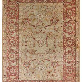 Vintage Indian Amritsar Carpet BB2651