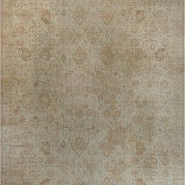 Antique Indian Amritsar Carpet (Size Adjusted) BB7564