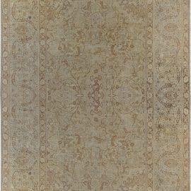 Oversized Antique Indian Amritsar Rug (Size Adjusted) BB7562