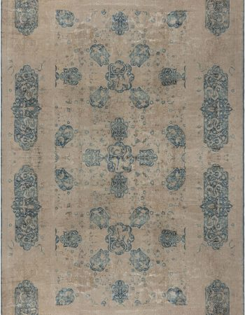 Antique Persian Kirman Carpet BB7176