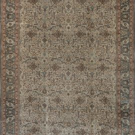 Antique Persian Tabriz Rug BB7512