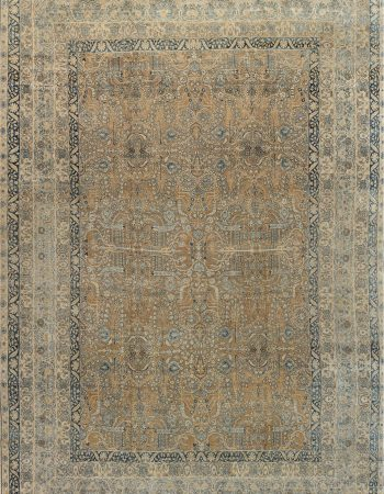 Antique Persian Kirman Rug BB5980