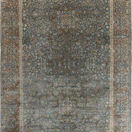 Antique Persian Kirman Rug BB7567