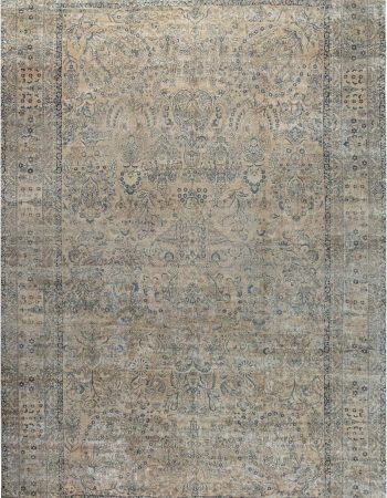Antique Persian Kirman Carpet BB7517