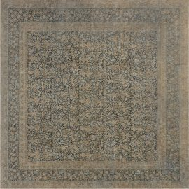 Antique Persian Kirman Rug BB7563