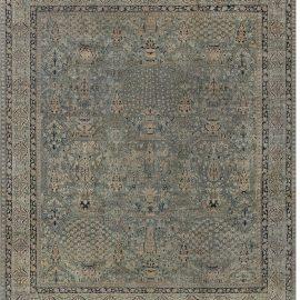 Antique Indian Rug BB7262