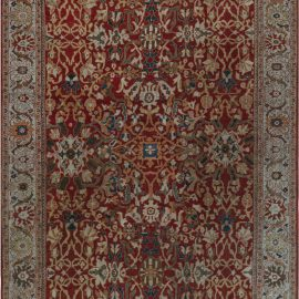 Antique Persian Sultanabad Rug BB7566