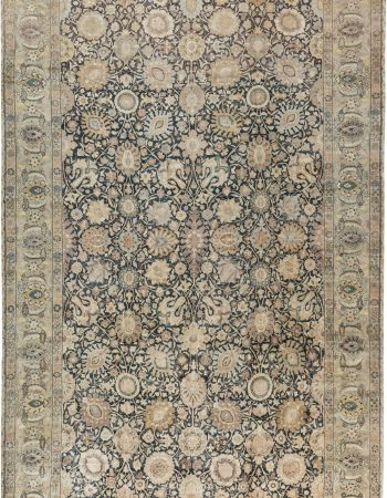 Antique persa Tabriz Tapete BB5724