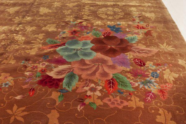 Deco chinês Vintage Rug BB3350