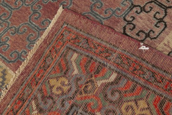 Vintage Samarkand (Khotan) Rug BB4408