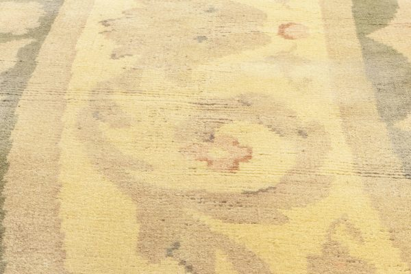 Large Vintage Savonnerie Carpet BB3403