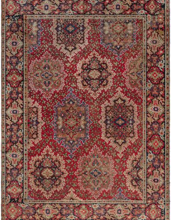Antique English Axminster Rug (size adjusted) BB7390