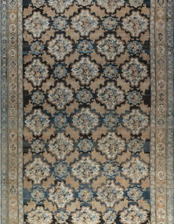 Persian Tabriz Antique Rug BB6106