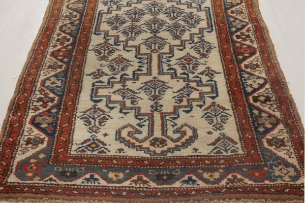 Antique Hamadan BB4599 corredor