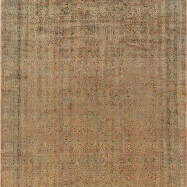 Antique Persian Kashan Rug BB4206