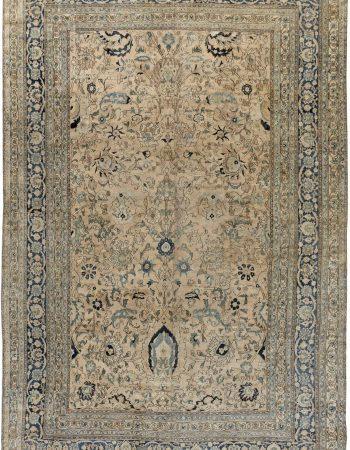 Antique Persian Rug Khorassan BB3678