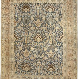 Antique Persian Khorassan Rug BB4084