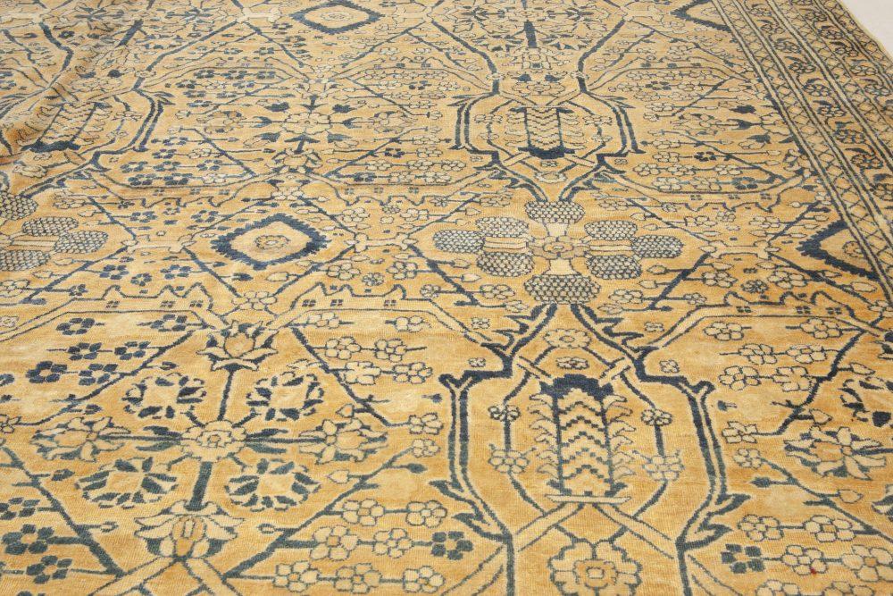 Vintage Persian Kirman Rug (Size Adjusted) BB5643