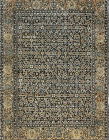 Persian Kirman Antique Rug BB7199
