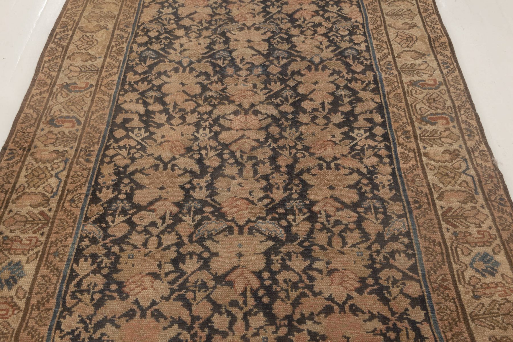 Antique Persian Malayer Runner Rug BB3868