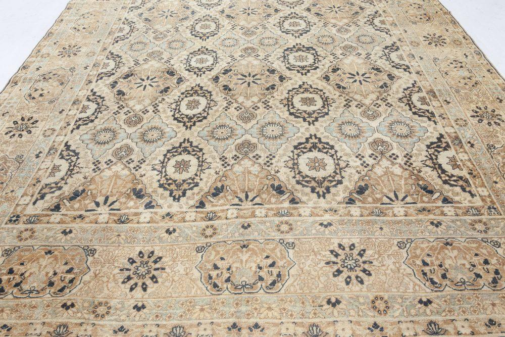 Antique Meshad Beige Carpet BB4161