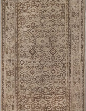 Antique Pair of Malayer runners BB4591
