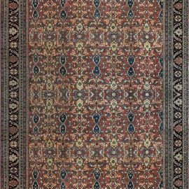 Antique Persian Sultanabad Rug BB7379