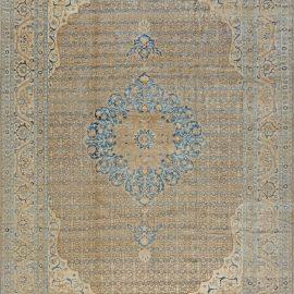 Antique Persian Tabriz Carpet BB2851
