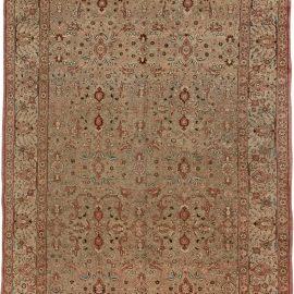 Antique Persian Tabriz Carpet BB3685