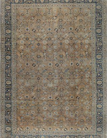 Modern Geometric Moroccan Black & Ivory Wool Rug N12128