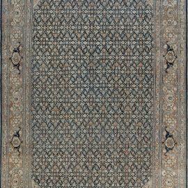 Vintage Persian Tabriz Carpet BB7383