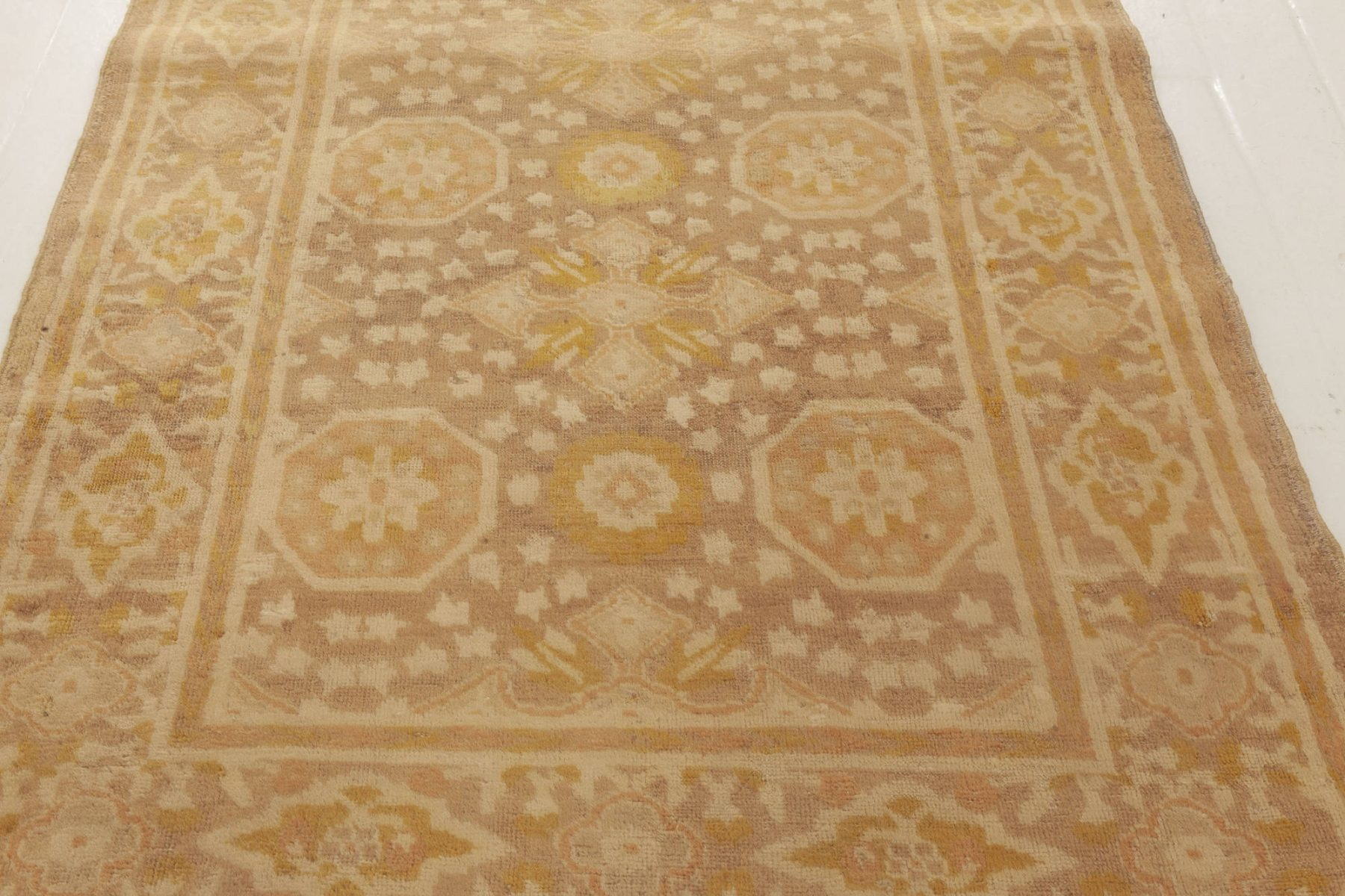 Antique Persian Tabriz Runner Rug BB3838