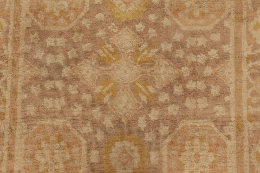Antique Persian Tabriz Runner Rug BB3838