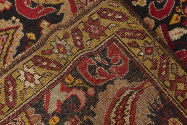 Antique Caucasian Karabagh Rug BB2552