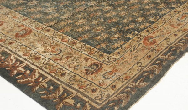 Antique Turkish Hereke Carpet BB5542