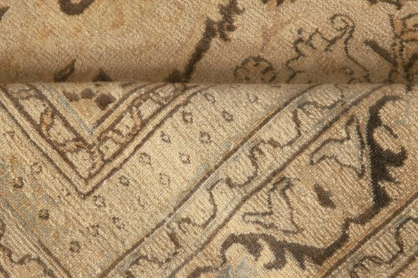 Large Antique Persian Khorassan Rug BB3194