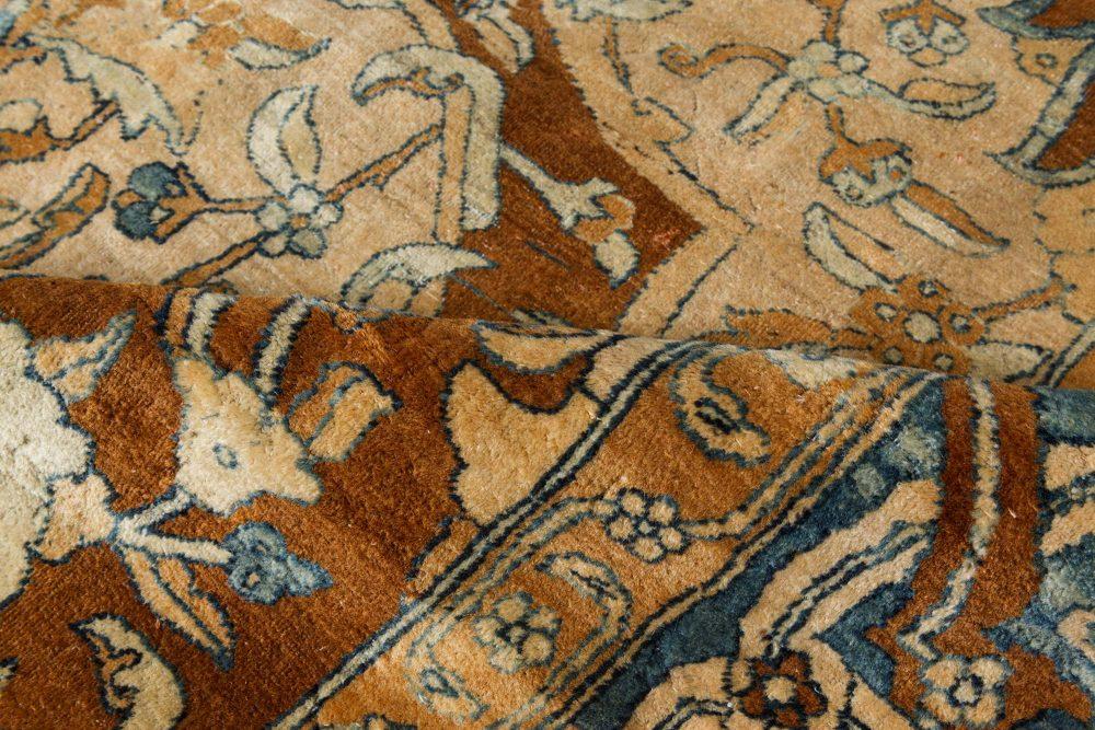 Large Antique Indian Carpet (Size Adjusted) BB5224