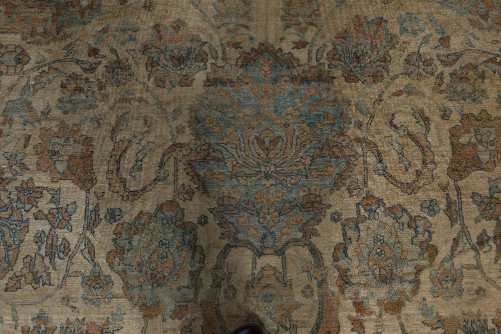 Extra Large Antique Persian Kirman Rug BB6126