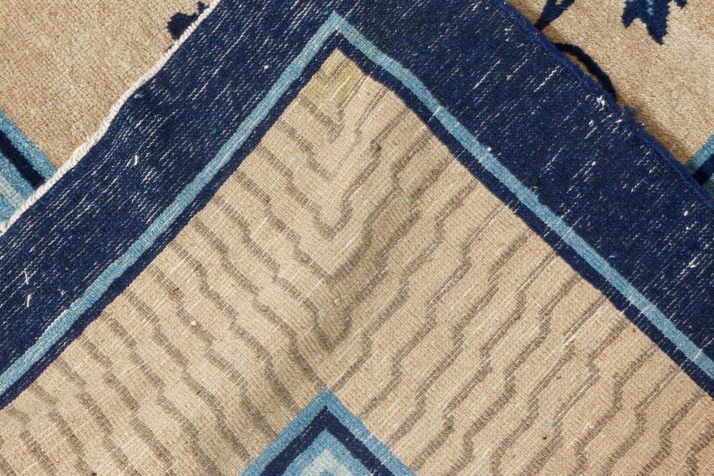 Antique Chinese Carpet BB7087
