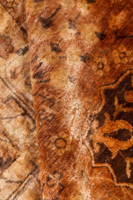 Antique Indian Carpet (Size Adjusted) BB7110