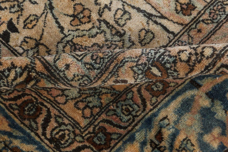 Oversized Antique Persian Kirman Rug (Size Adjusted) BB7142