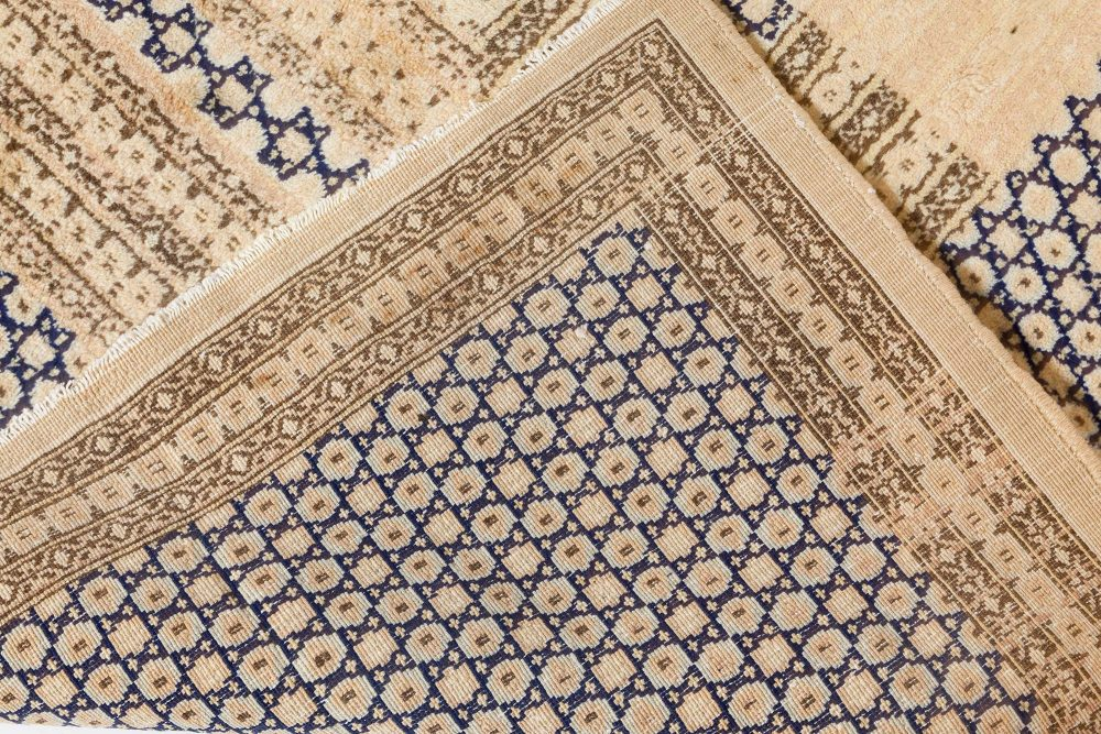 Antique Persian Meshad Rug BB7144