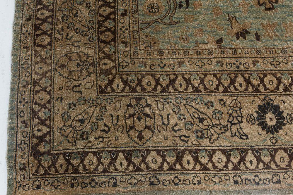 Antique Persian Tabriz Carpet BB7151