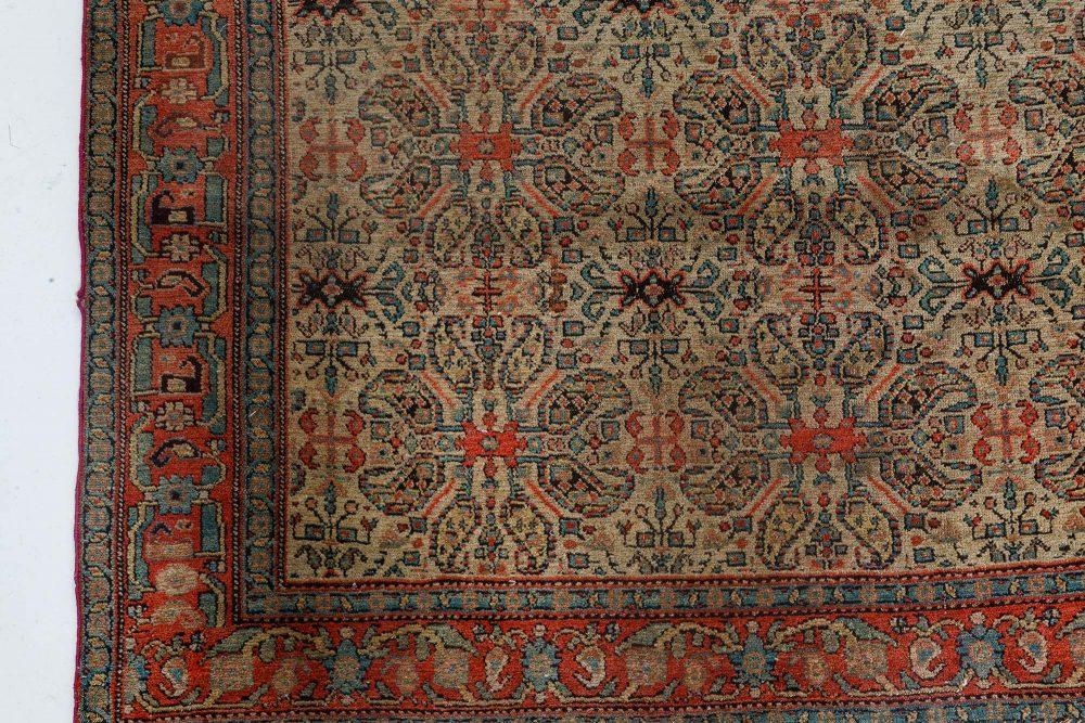 Antique Persian Senneh Rug BB7154