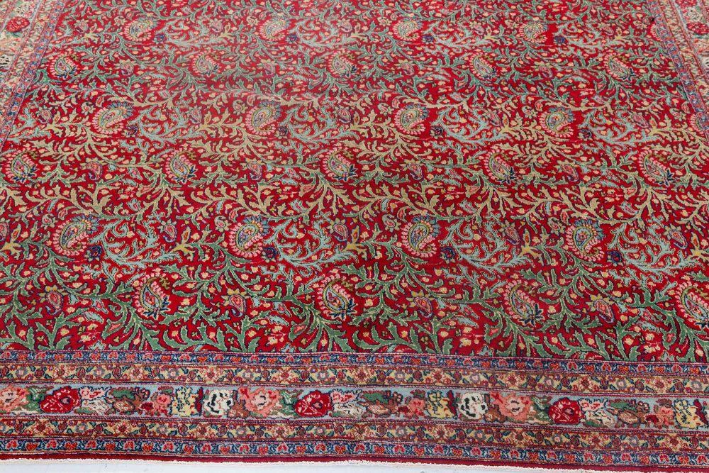 Antique Persian Tabriz Carpet BB7155